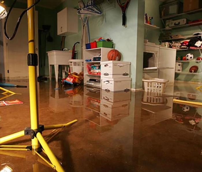 Water Damage Water Extraction Reduces Overall Costs