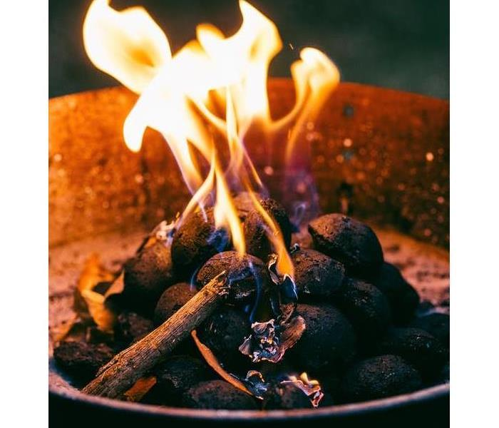 Fire Damage Fire Pit Safety Tips