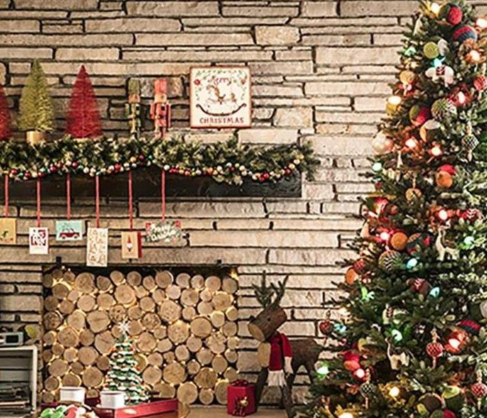 Fire Damage Christmas Tree Fires Account for Millions of Dollars in Property Damage Annually