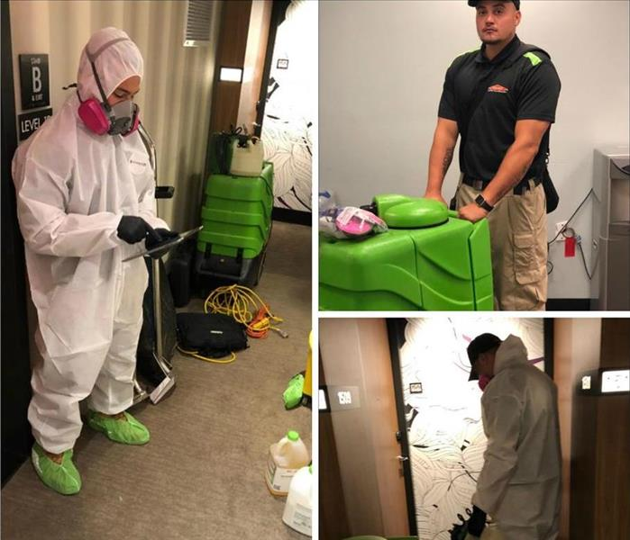 Mold Remediation Cleaning Crew Long Island City